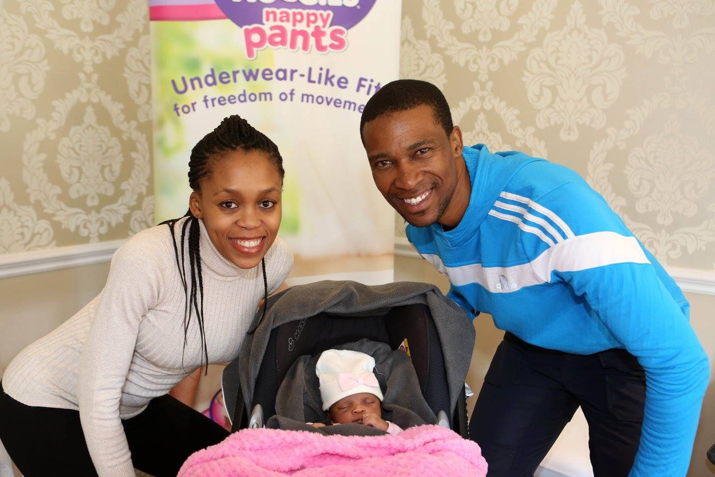 Huggies New Baby & Nappy Pants Launch
